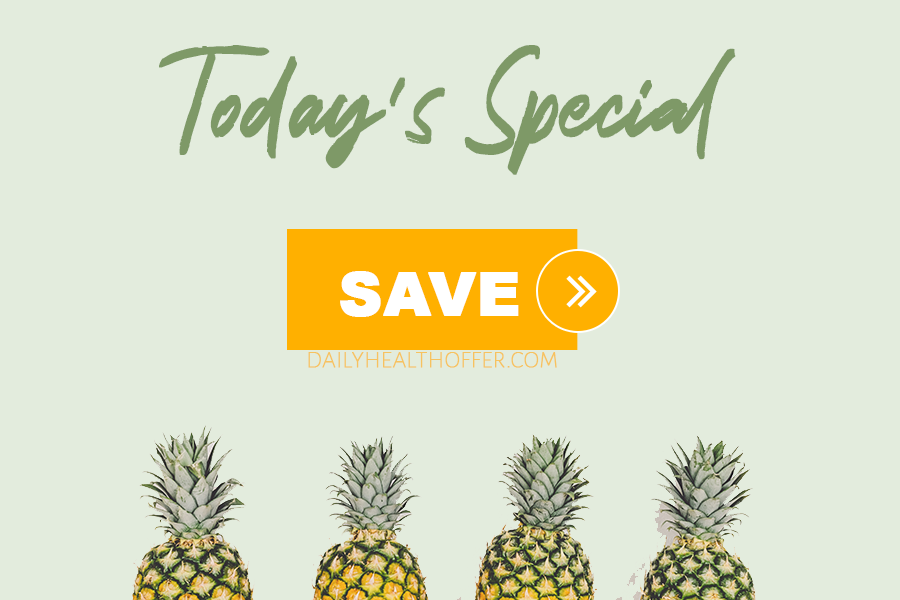 Daily Health Offer Today's Special Savings
